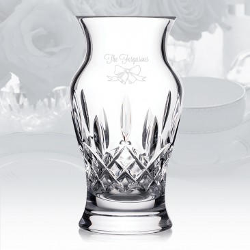 Waterford Giftology Lismore Blush Vase