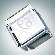 Beveled Diamond Cube