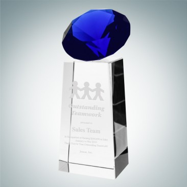 Blue Diamond Tower Award