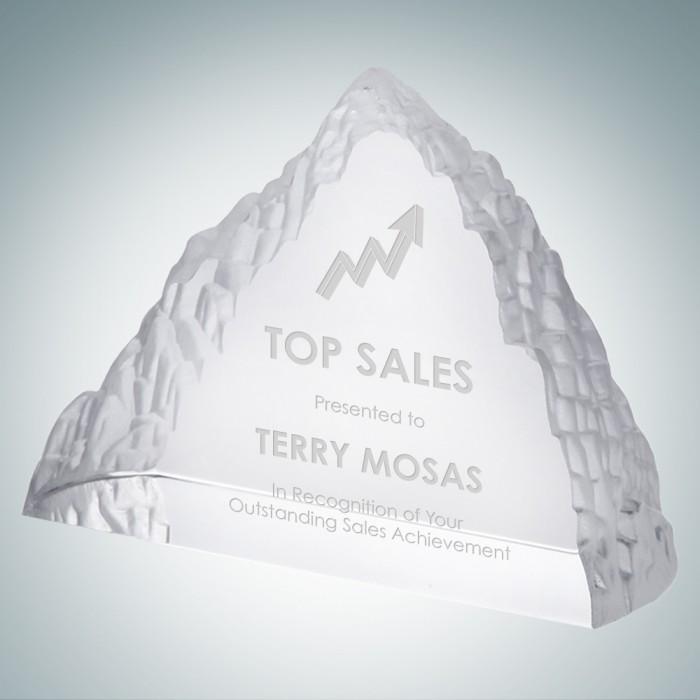 Peak Iceberg-Frosted Edge Award