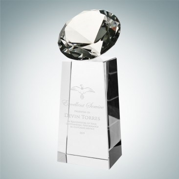 Clear Diamond Tower Award