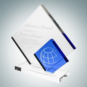Blue Duet Diamond Award