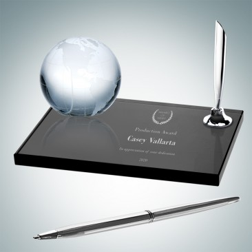 Globe Pen Set