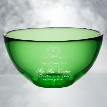 Kosta Boda Green Bruk Serving Bowl