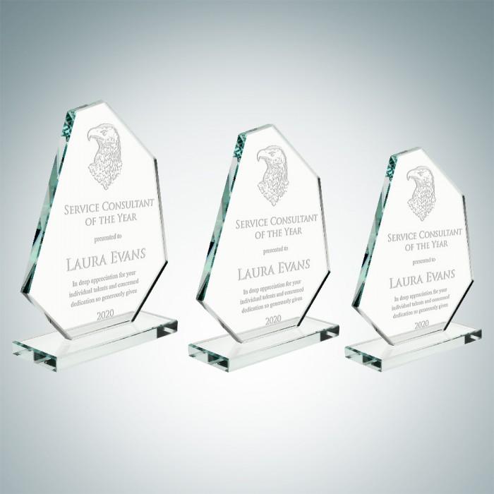 Boulder Award with Base