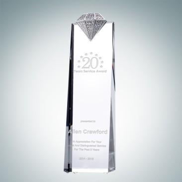 Luxury Diamond Tower