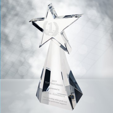 Orrefors Scandinavian Shooting Star Award