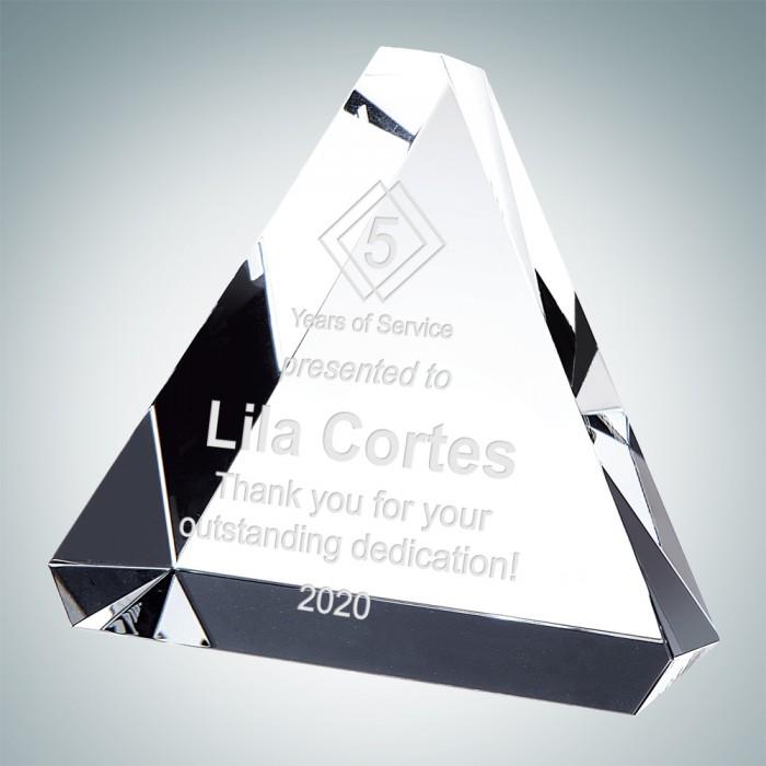 Beveled Triangle