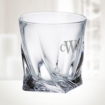 Crystalite Quadro OTR Glass, 11.4oz