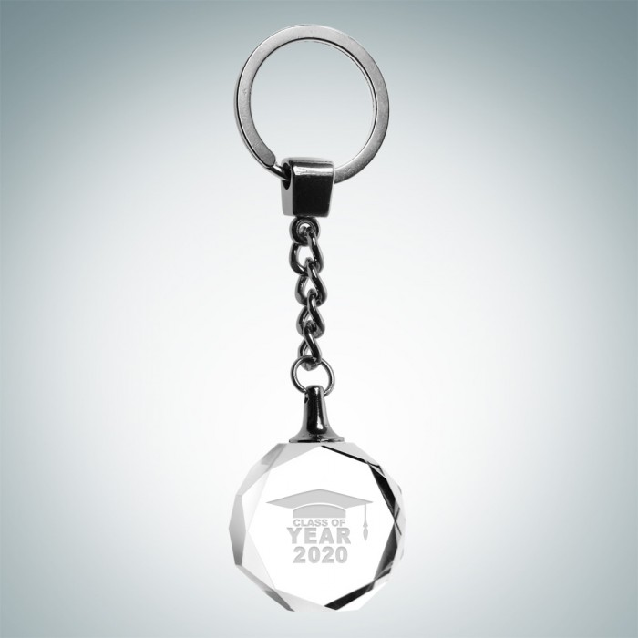 Gem Treasure Keychain