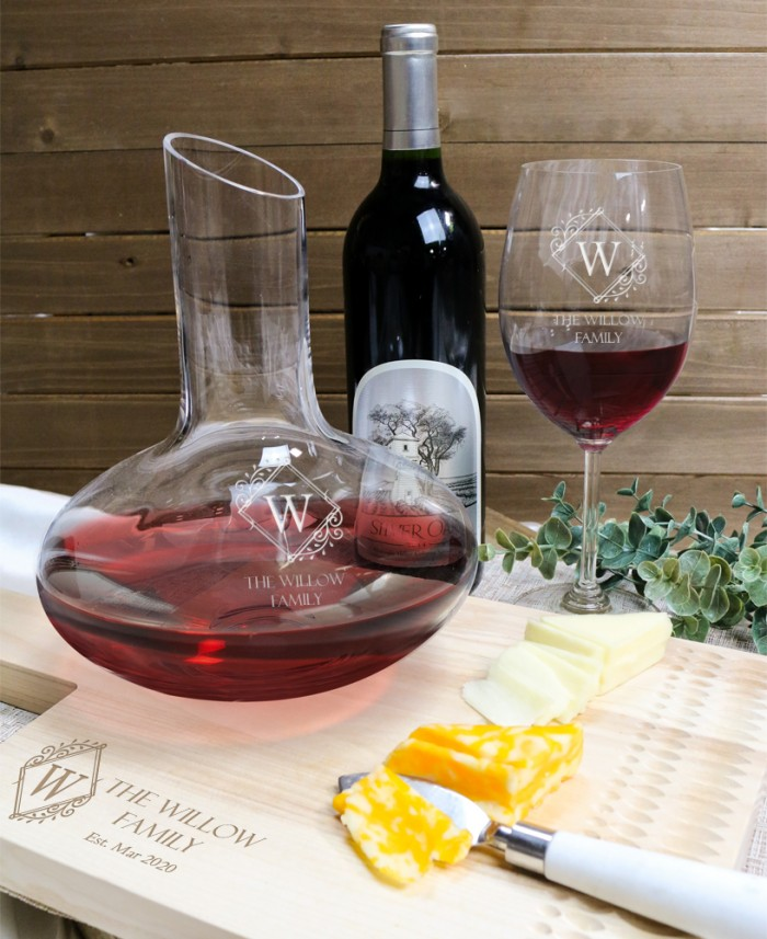 Orrefors Enjoy Decanter Lifestyl