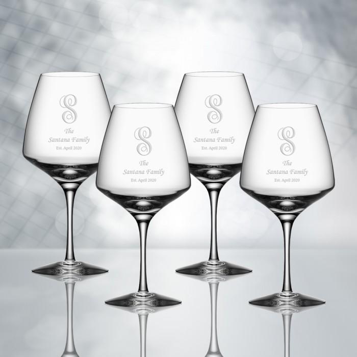 Orrefors Pulse Wine 4pcs