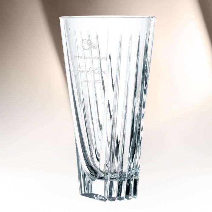 Nachtmann Art Deco Vase