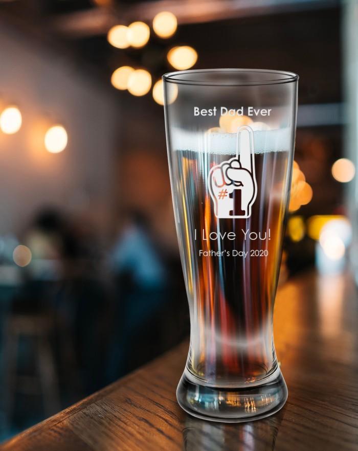 lifestyle 20oz Pilsner Beer Cup