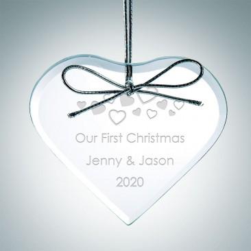 Premium Heart Ornament