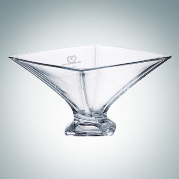 Crystalite Quadro Flair Bowl
