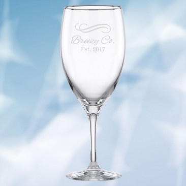 Lenox Timeless Platinum Signature All-Purpose Glass, 12oz