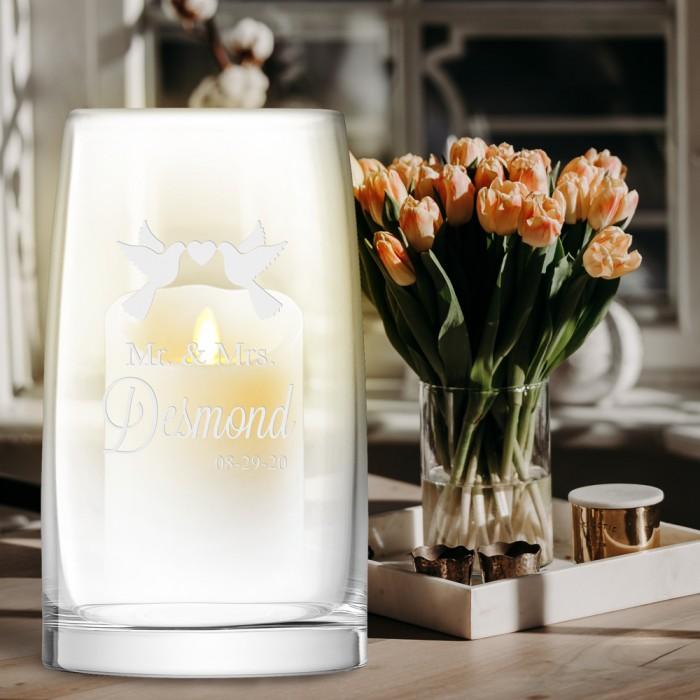 LSA STEMS Lantern/Vase lifestyle