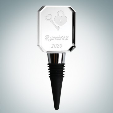 Rectangle Shape Wine Stopper