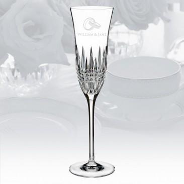 Waterford Lismore Diamond Essence Flute, 8oz