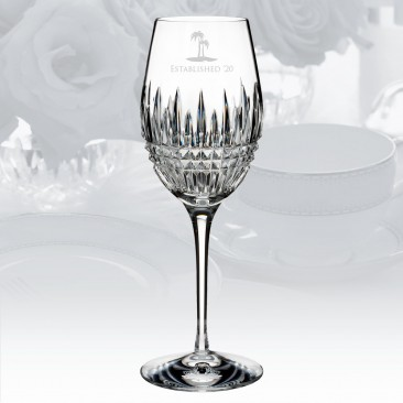 Waterford Lismore Diamond Essence Wine Glass, 14oz