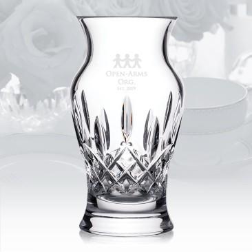 Waterford Giftology Lismore Blush Vase