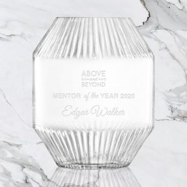 LSA Rotunda Angled Rim Vase