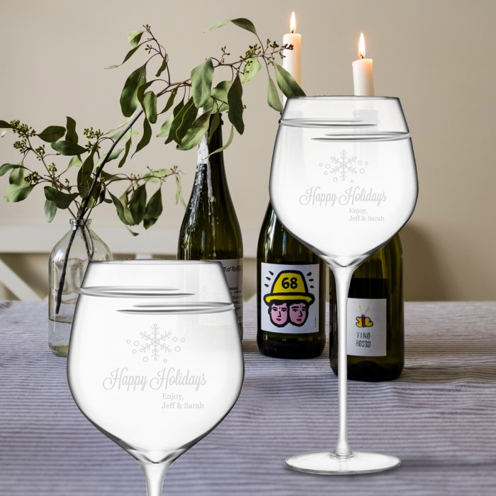 Verso Red Wine Glass lifestyle