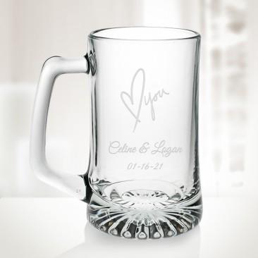Pioneer Beer Mug, 25oz