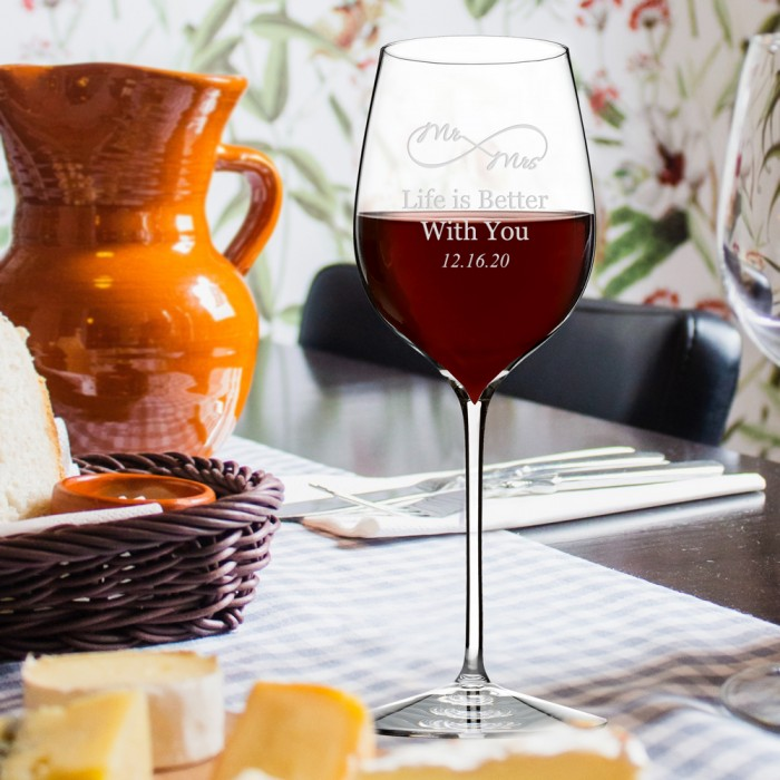 Elegance Pinot Noir Wine Glass l