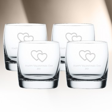 Nachtmann Vivendi Whisky DOF 4pc Set, 11.2oz