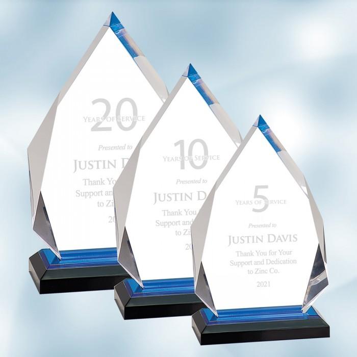 Blue Diamond Impress Award