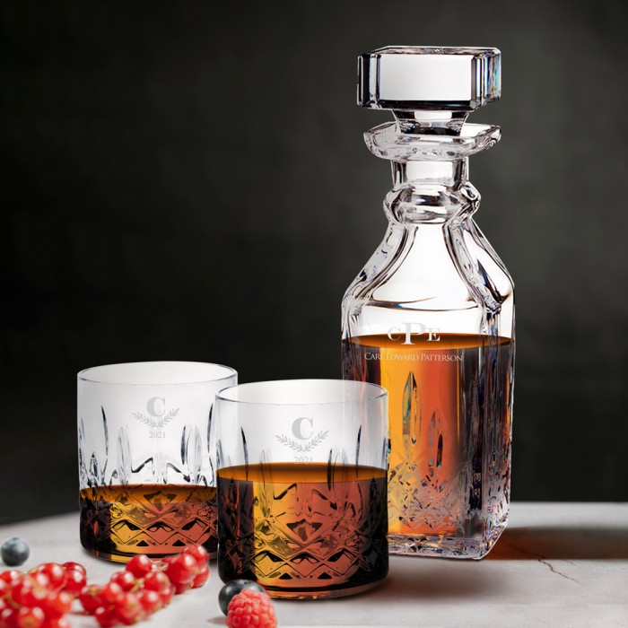 Waterford Square Decanter Lifest