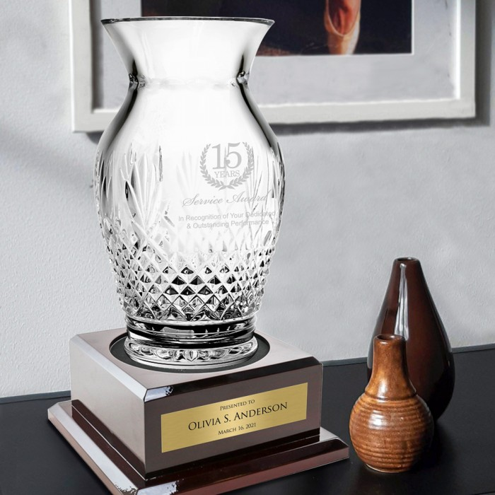 Waterford Killarney Vase Lifesty