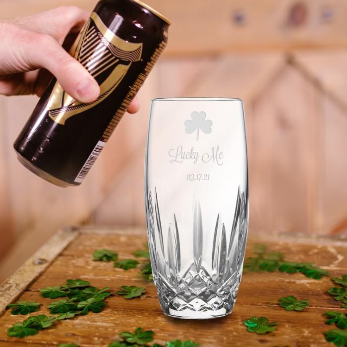 Lismore Nouveau Beer Glass Lifes