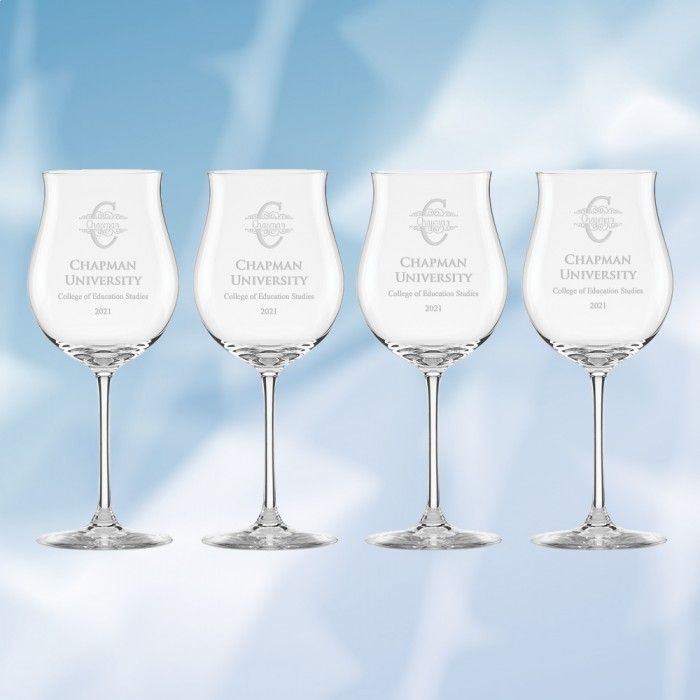 Lenox Classic 4pc Rosé Glass Se