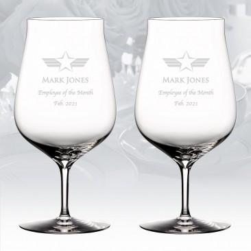 Waterford Elegance Hybrid Glass Pair