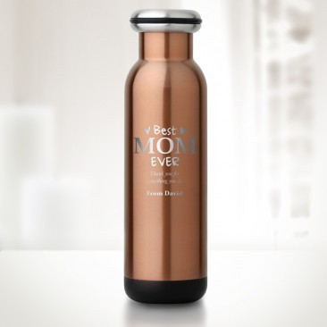 bq Classic Tone Copper Vacuum Bottle