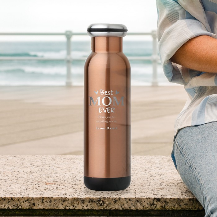 bq Copper Bottle lifestyle