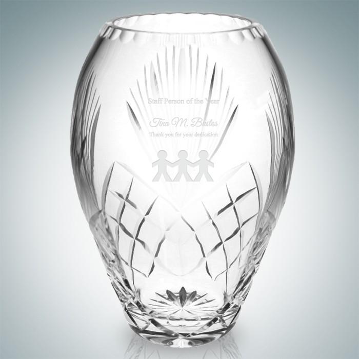 Barski Barrel Vase