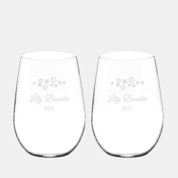 Riedel O Riesling/Sauvignon Blanc Pair, 13 oz
