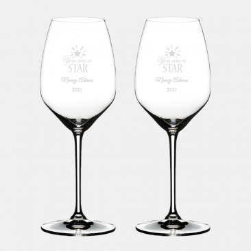 Riedel Extreme Riesling Pair, 16 oz