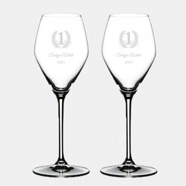 Riedel Extreme Rosé Wine / Rosé Champagne Glass Pair, 11 oz