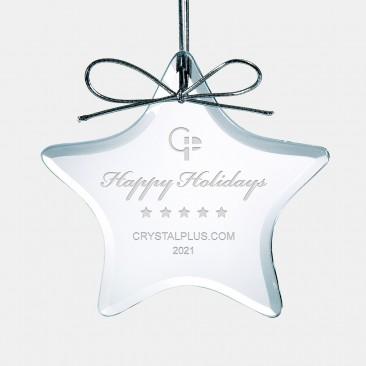 Premium Star Ornament