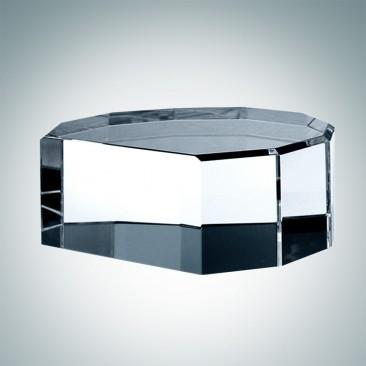 Optional Crystal Base - Multibeveled