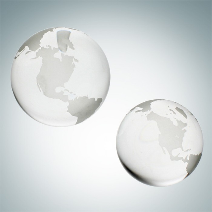 Clear Ocean Globe