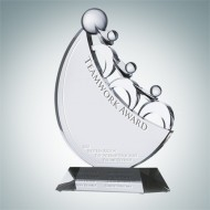 Teamwork Award - 3 Men
