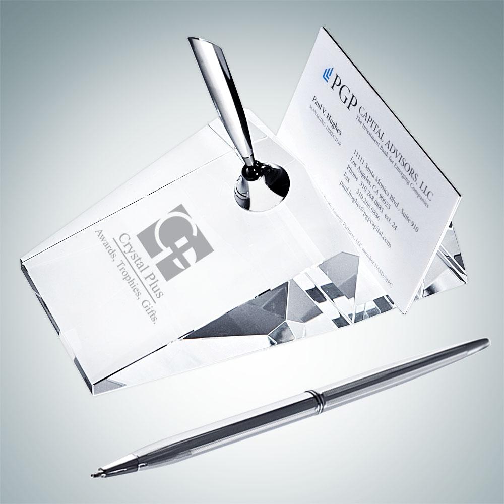 Card Holder Pen set