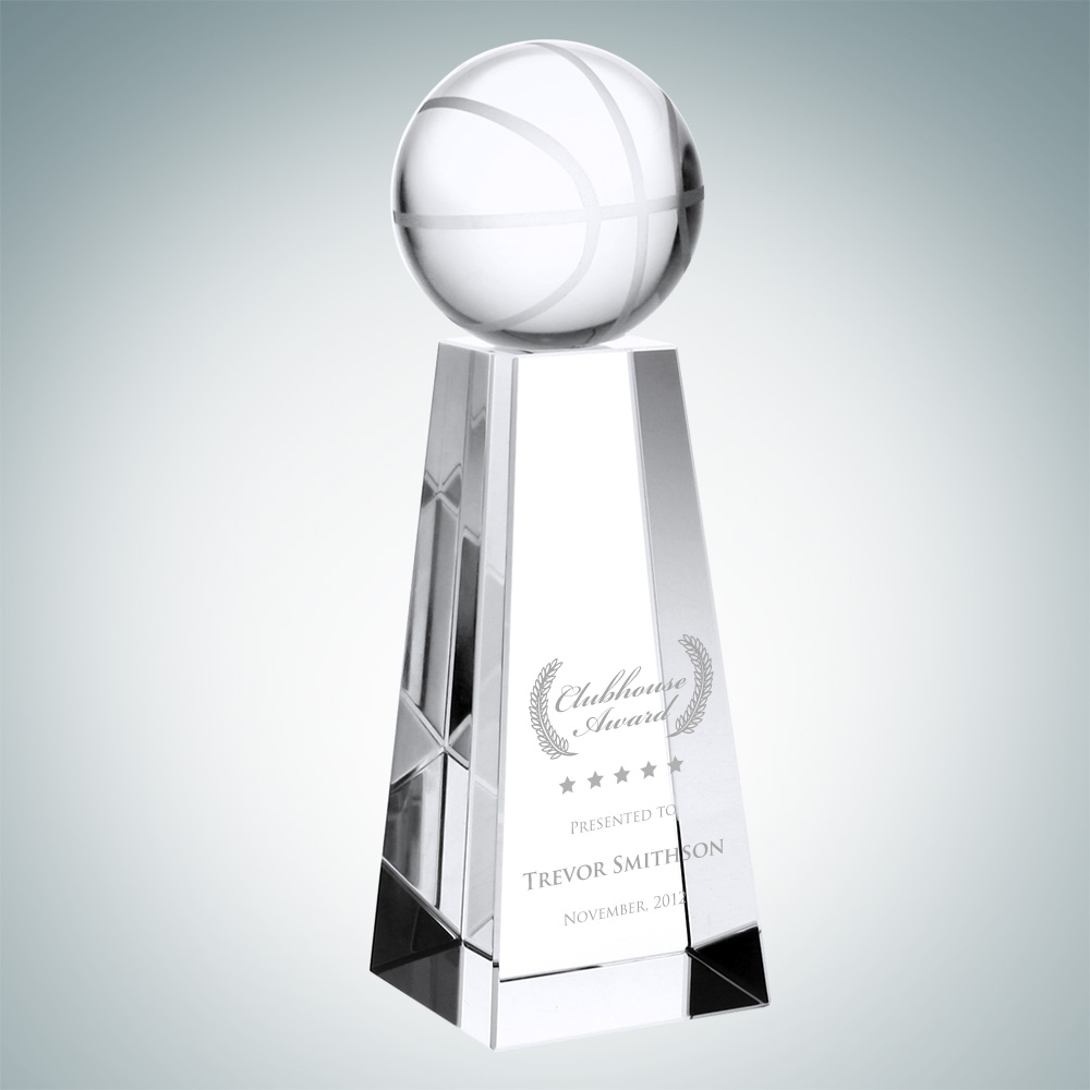 Championship Basketball Trophy – Sm