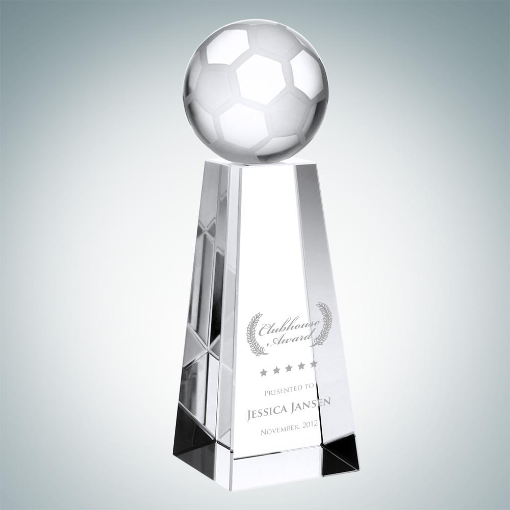 Championship Soccer Trophy – Lrg